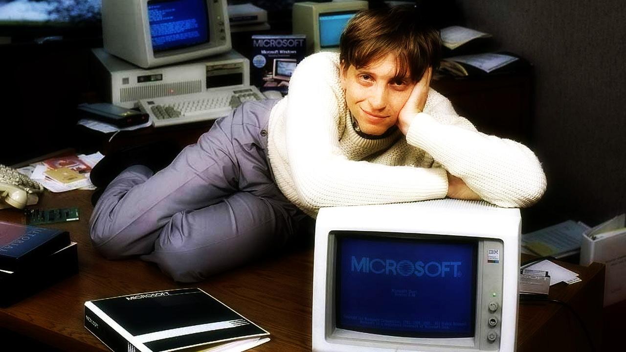 Bill Gates Sexy